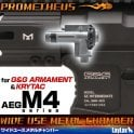 Laylax Prometheus Wide Use Metal Chamber (M4/M16/Krytac/G&G)