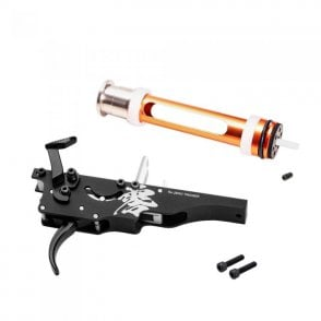 Laylax PSS10 Zero Trigger with High Pressure Piston for VSR-10