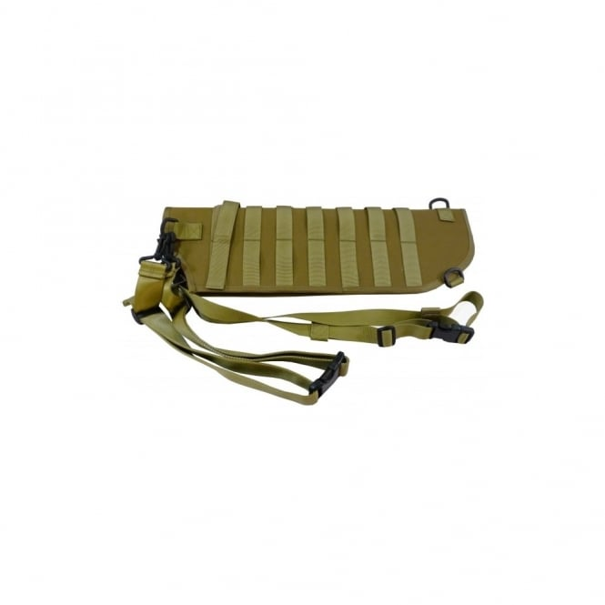 Laylax Shot Gun Sheath for M870 Breacher-TAN