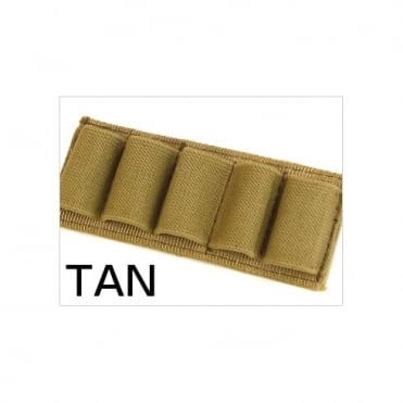 Laylax Shot Gun Shell Holder TAN (4 shells)-Tan