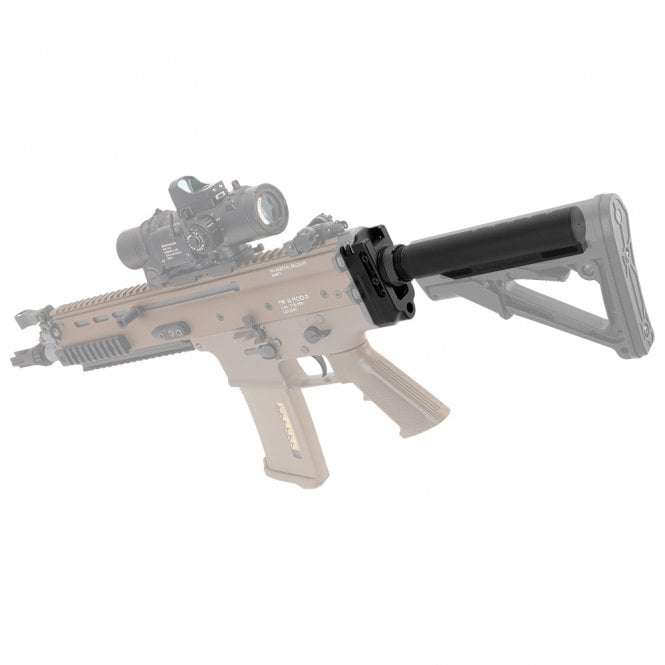 Laylax Stock Base Set (Adapter & Tube) for Next Gen Scar Series AEG