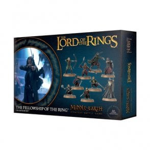 Lord of the Rings Fellowship Of The Ring Model Set