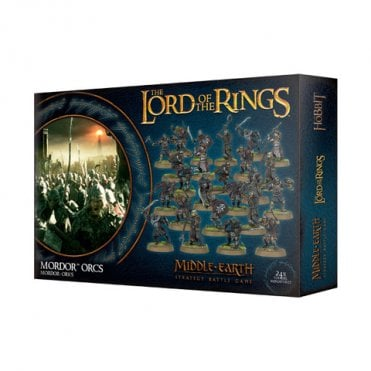 Lord of the Rings Mordor™ Orcs