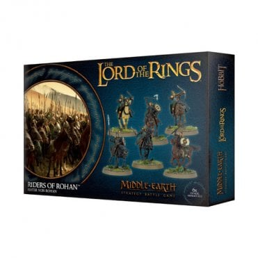 Lord of the Rings Riders Of Rohan™