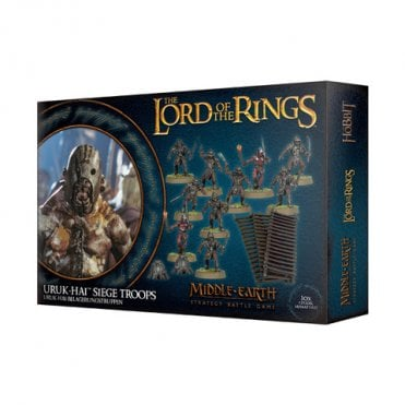 Lord of the Rings Uruk-hai™ Siege Troops