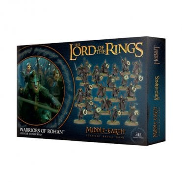Lord of the Rings Warriors of Rohan™