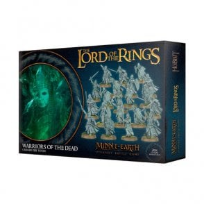 Lord of the Rings Warriors of the Dead