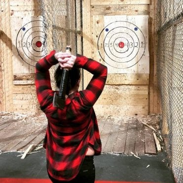 LWA Axe Throwing Event - Friday 5th April 2019