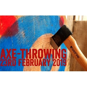 LWA Axe Throwing Event - Saturday 23rd February 2019