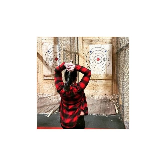 LWA Axe Throwing Event - Saturday 27th July 2019