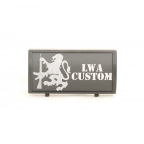 Custom Rail Panel LWA CUSTOM - Black