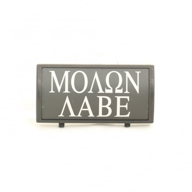 LWA Custom Rail Panel Molon Labe - Black