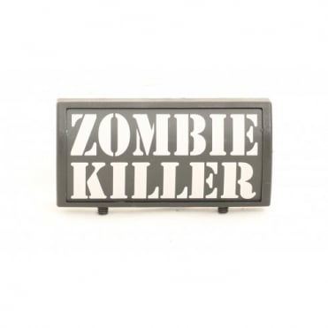 Custom Rail Panel Zombie Killer - Black
