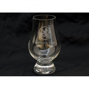 Land Warrior Airsoft Whisky Glass