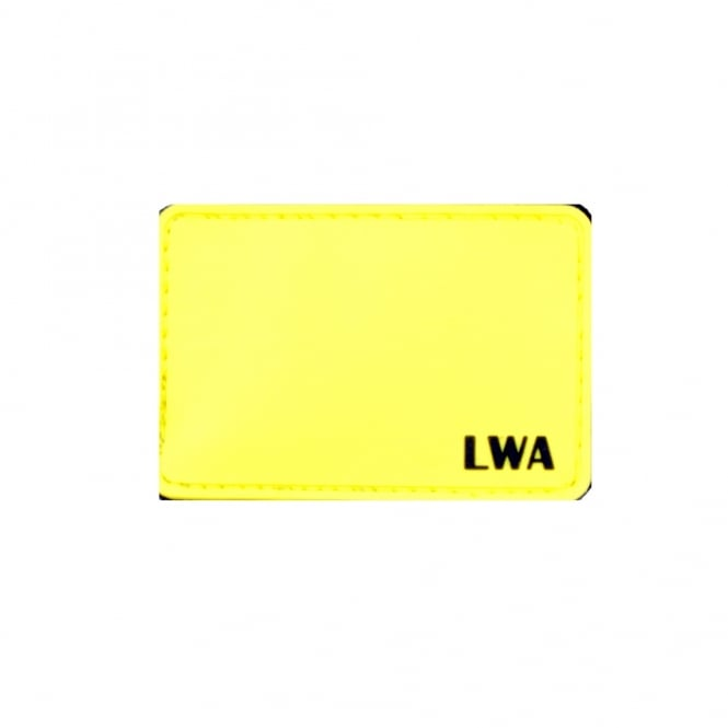 LWA Team ID Patch Yellow