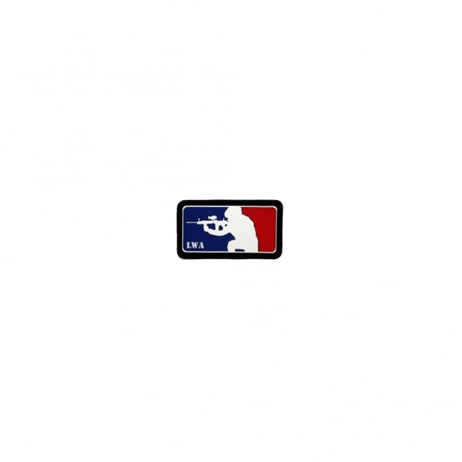 LWA Major League Patch