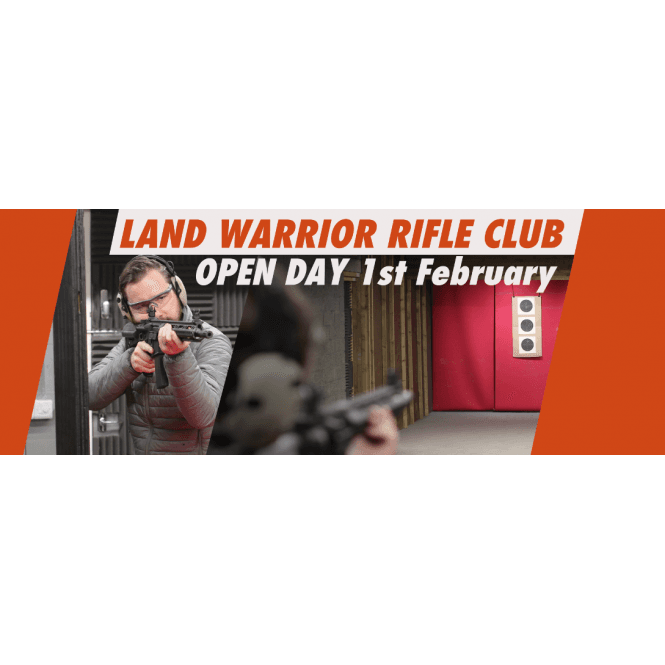 LWA Range Day - 1st February 2020