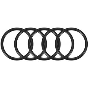 LWA Replacement AEG Piston Head O-Ring Set - 5 Pack