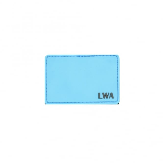 LWA Team ID Patch Blue