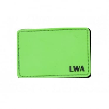 LWA Team ID Patch Green