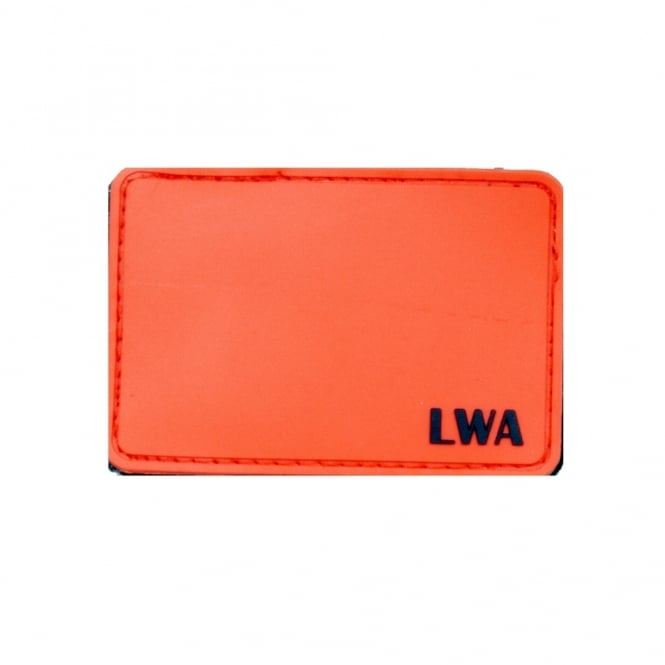 LWA Team ID Patch Red
