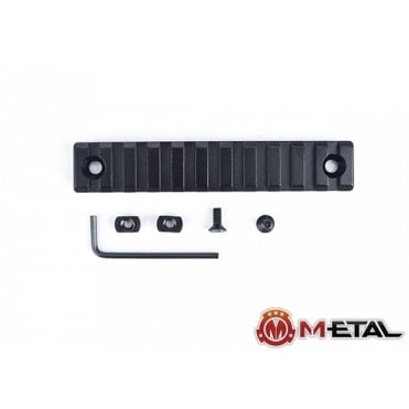 M-etal 11-Slot M-LOK Aluminium Rail Section