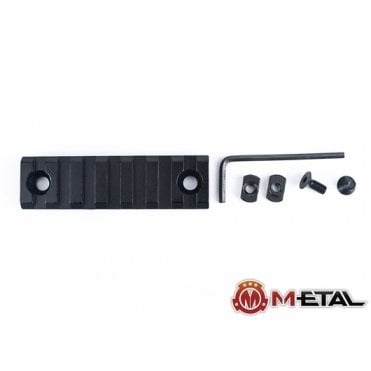 M-etal 7-Slot M-LOK Aluminium Rail Section