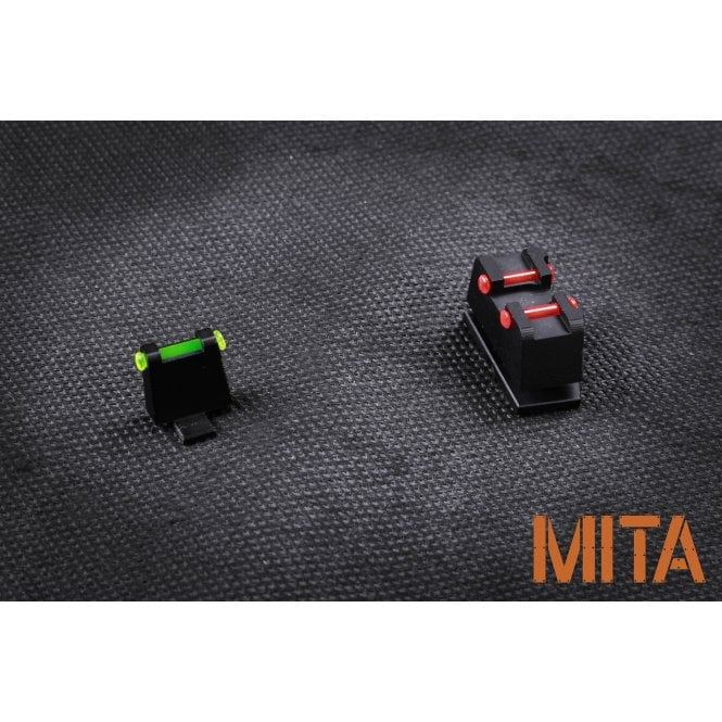 M.I.T. Airsoft M17 Optic High Sight Set