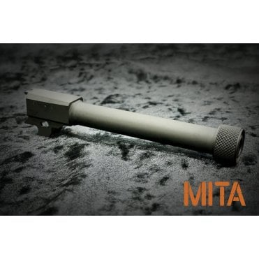 M.I.T. Airsoft M17 Threaded Outer Barrel - 14mm CCW