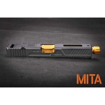 M.I.T. Airsoft Slide Set for VFC Glock 17 Gen4 - RMR Ready