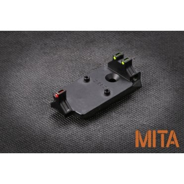 M.I.T. Airsoft Stylish RMR Scope Mount for Tokyo Marui Hi-Capa (Cocking Handle Ready)