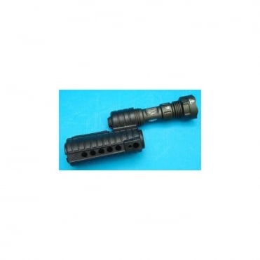 M500 Handguard with Flashlight GP726A