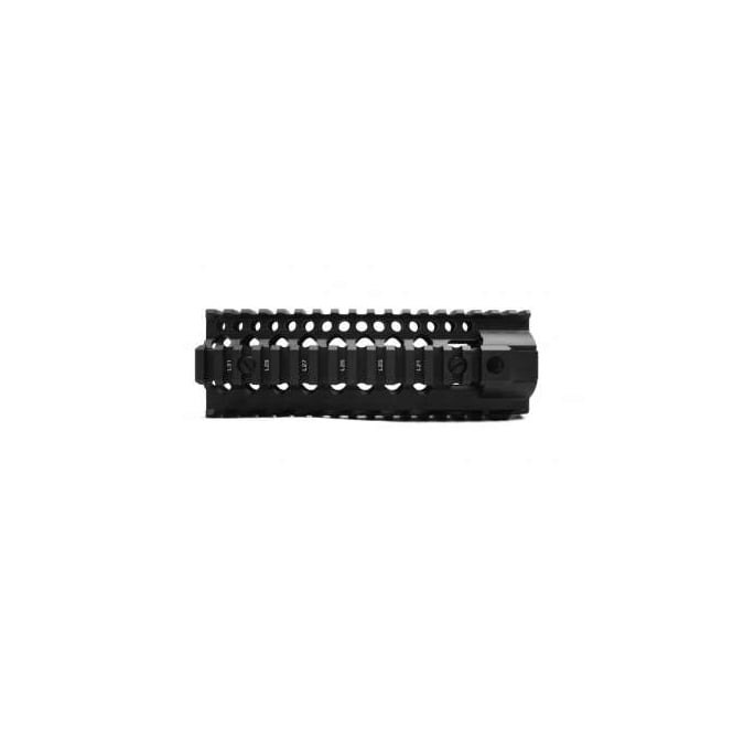 Madbull Daniel Defense 7 inch Omega Rail Black