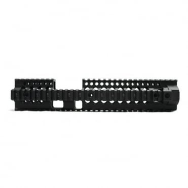 "Madbull Daniel Defense Licensed OmegaX rail 12"" FSP Black"