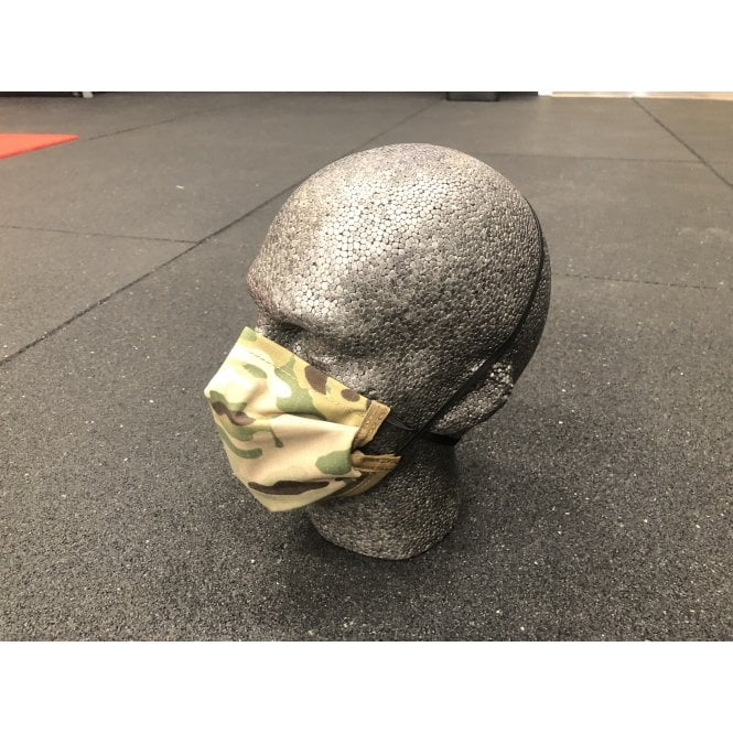 Mael Eòin Tactical Face Mask - Multicam