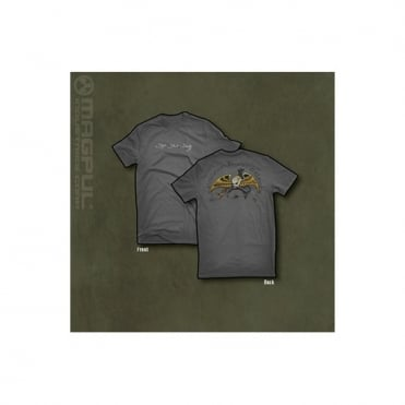 Amphibious Recon T Shirt Grey