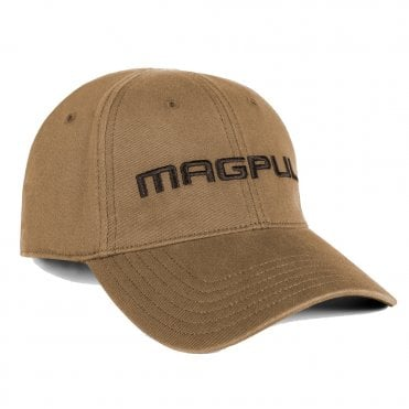 Magpul Core Cover Wordmark Low Crown Flex-Fit Cap - Khaki