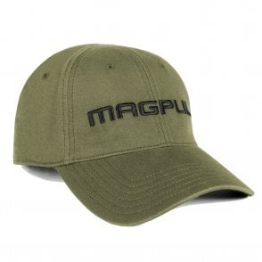 Magpul Core Cover Wordmark Low Crown Flex-Fit Cap - Olive