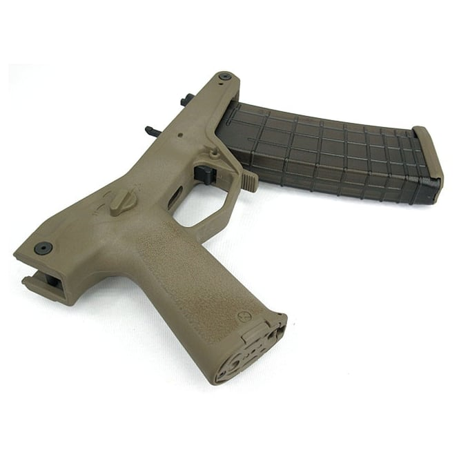 Magpul PTS Masada AK Style Lower with AKM Magazine - Dark Earth