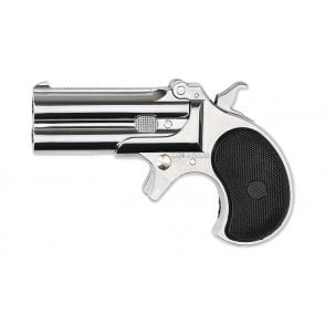 Marushin Derringer Full Metal Pocket Pistol - Silver