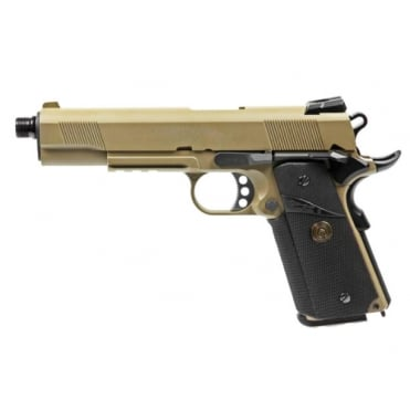 MEU (SOC) 1911 Special Edition Tan