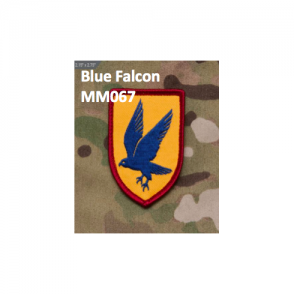 MSM Blue Falcon - Color