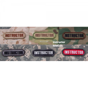 MSM Instructor - Multicam