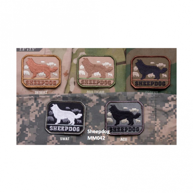Mil-Spec Monkey MSM Sheepdog - Multicam