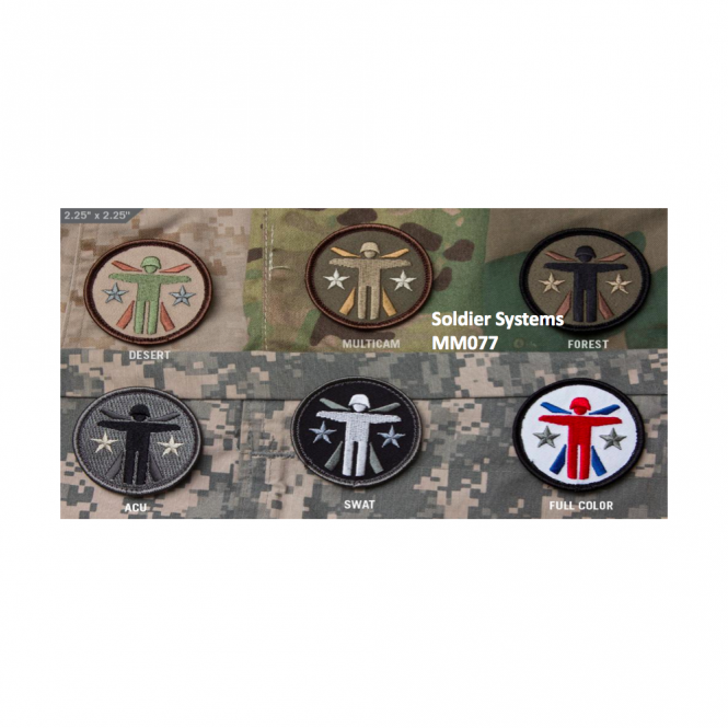 Mil-Spec Monkey MSM Soldier Systems - Multicam
