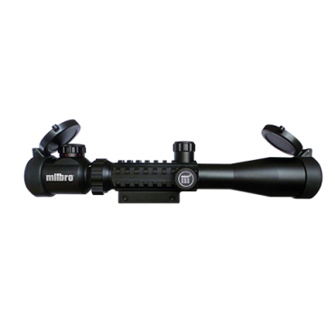 Milbro Clearview Military Style 3-9x40 EG scope