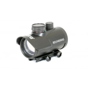 Milbro HD40XR Clearview Illuminated Red Dot Sight