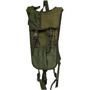 Military Hydration Bladder Outer Pack - Olive