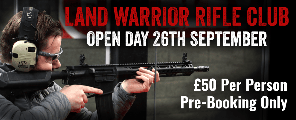 Rifle Club Open Day