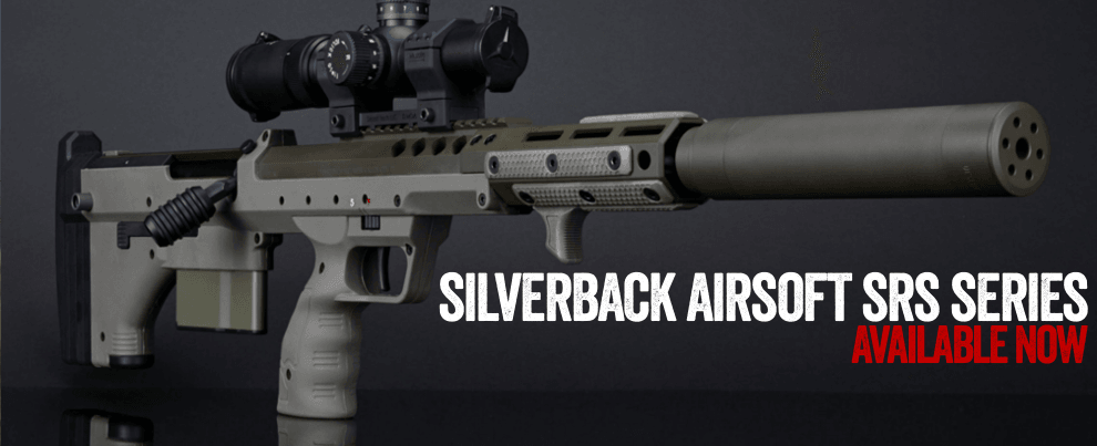 Silverback Available Now Promo